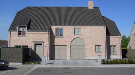 PVC en houten deuren