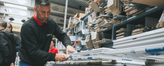 Vandenbroucke Window Solutions investeert in de beste esthetische lastechnologie voor pvc profielen